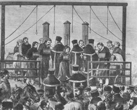 Impiccagione uccisori Alessandro II.jpg