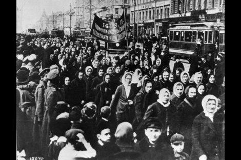 La manifestazione delle donne