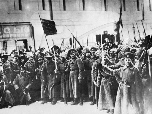 La politica dei bolscevichi