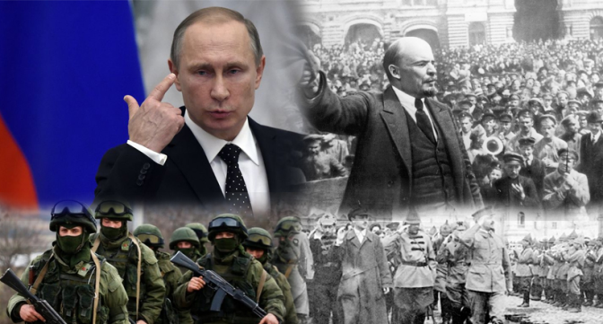 Rivoluzione russa, il problema del passato è che non passa