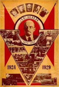 Lenin 1870-1924