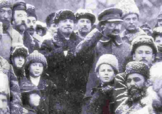 """Lenin e la """"malattia infantile del comunismo"""""""