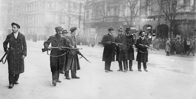 Perché la rivoluzione ha vinto solo nell'Impero russo?