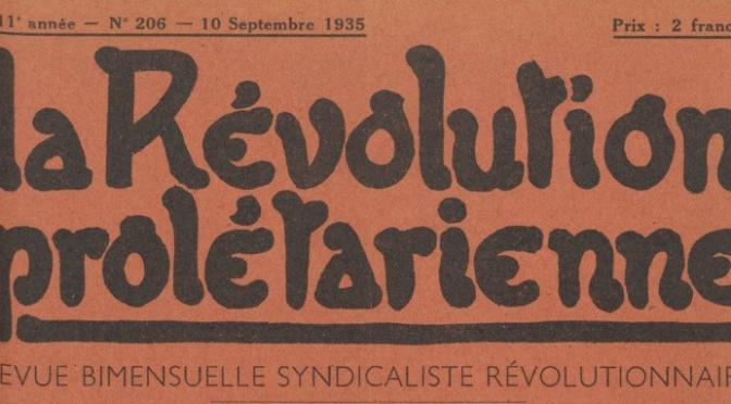 Trent'anni dopo la Rivoluzione russa