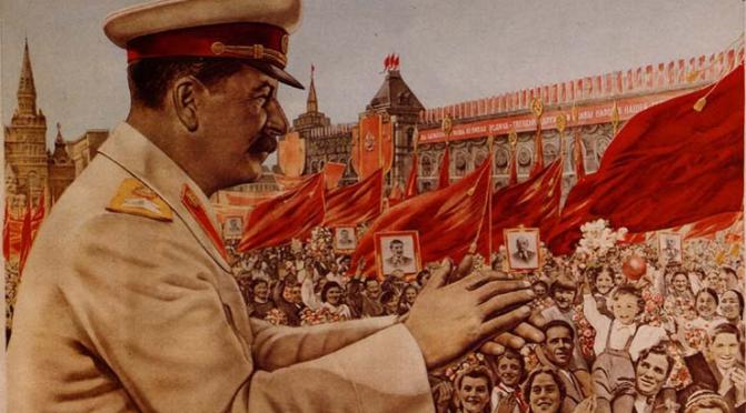 Iosif Vissarionovič Džugašvili (Stalin)