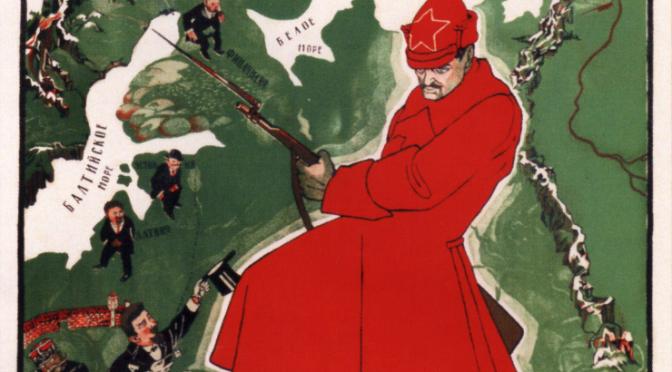 Trotsky (Lev Davidovič Bronštejn)