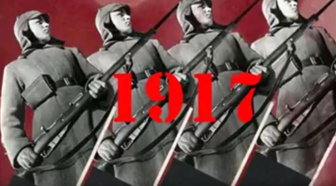 Verso l'insurrezione d'Ottobre 1917