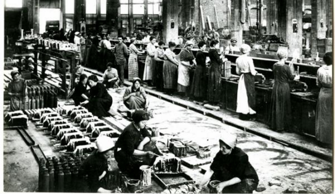Torino 1917, per il pane e contro la guerra