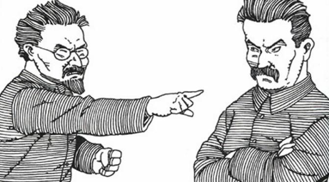 Lo Stalin di Trotsky