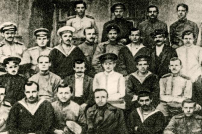 La rivoluzione russa e gli anarchici italiani
