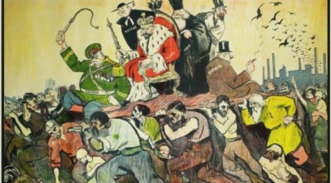 Fatali incomprensioni di quel che è stata la rivoluzione russa